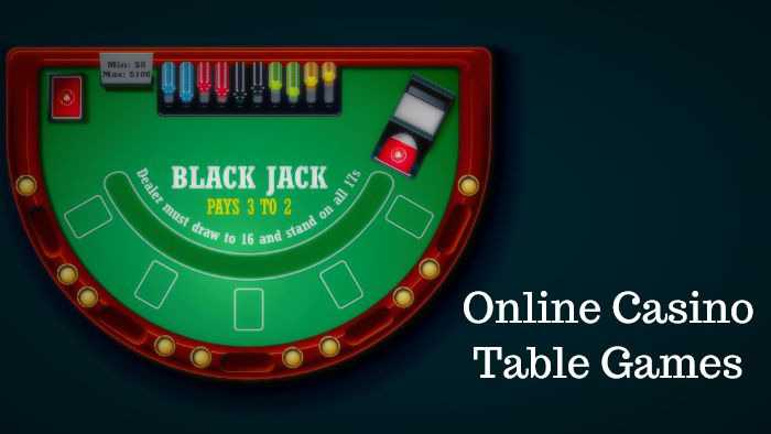 Best Casinos to Play Table Games Online Today