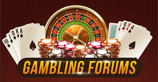 Get Free Online Gambling Forum Advice Right Here